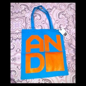 AND BOX tote NWT